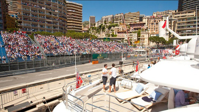 Formula One Hospitality