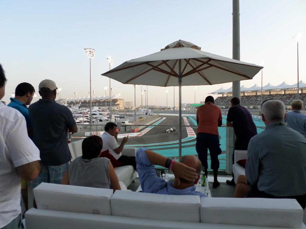 2017 Yas Hotel Abu Dhabi Hospitality