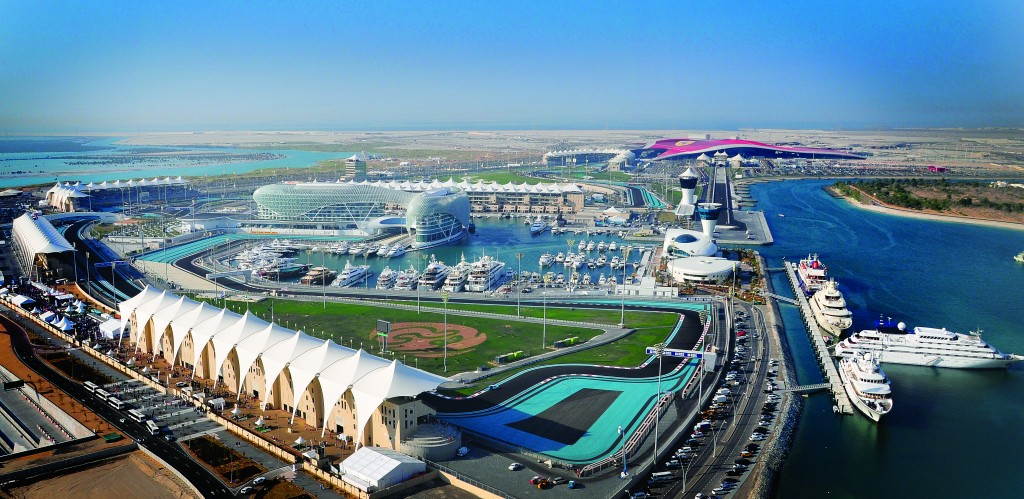 2017 Abu Dhabi Grand Prix weekend package