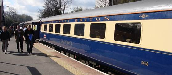 The great Briton pullman train cricket package to Edgbaston to see England v Pakistan 2016