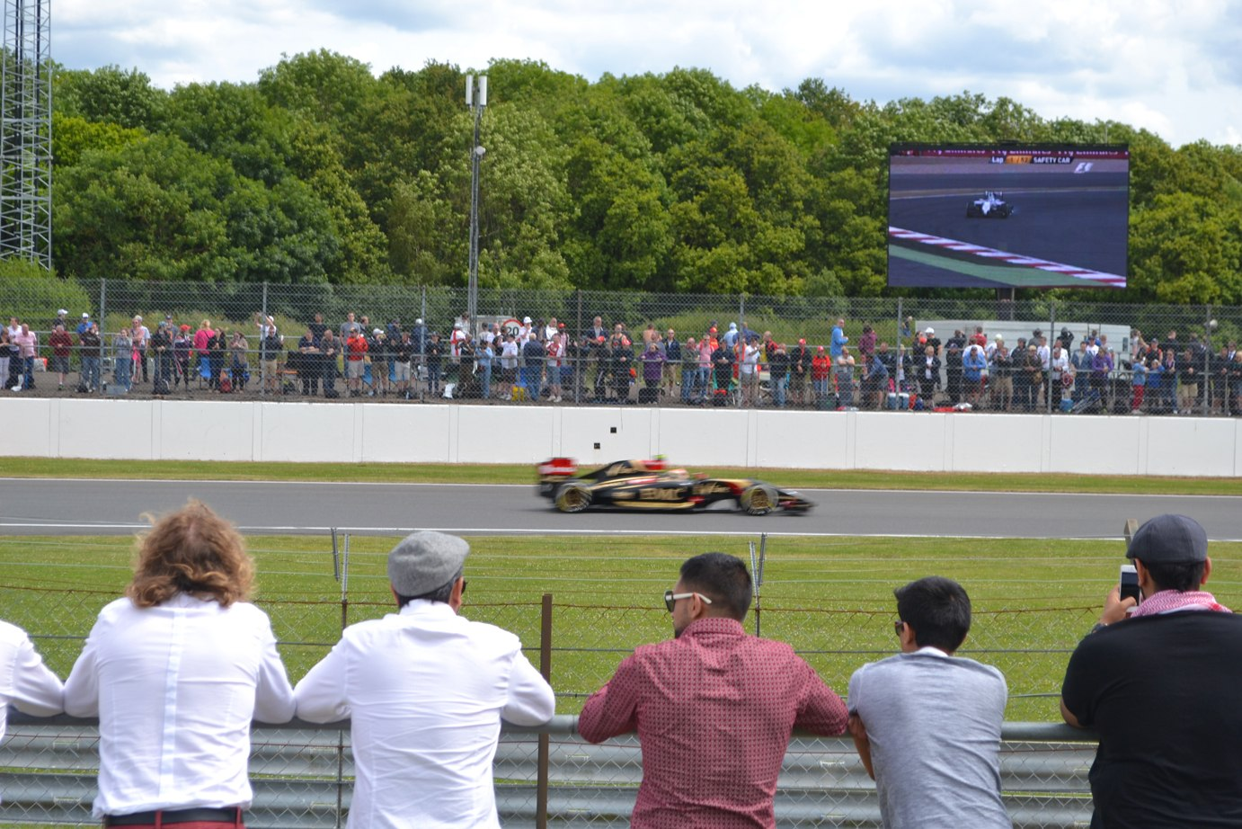 British Grand Prix Silverstone Six Packages