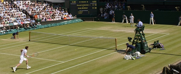 What hospitality packages are available at wimbledon?