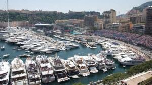 2018 Monaco GP Grandstand K