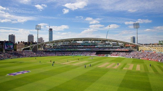 Cricket hospitality packages at The Oval and Lords