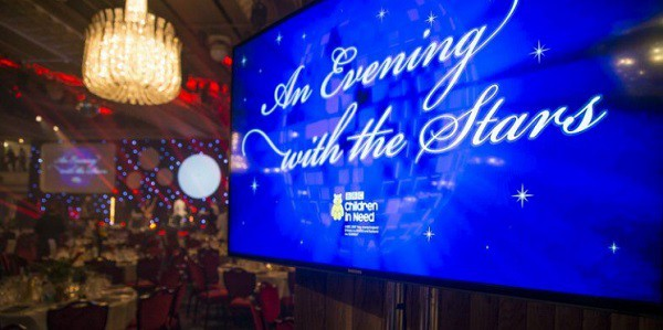 An EVening With The Stars Charity Gala Dinner