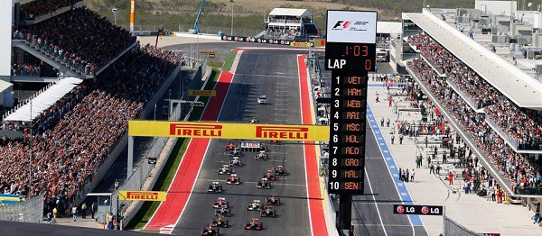 USA Grand Prix Hospitality Packages