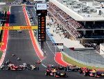 F1 Hospitality at the US Grand Prix in Austin