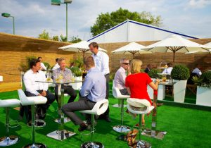 ideas for corporate hospitality