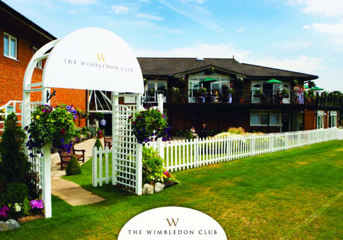 The Wimbledon Club package