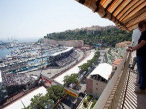 Monaco Grand Prix Terraces Hospitality