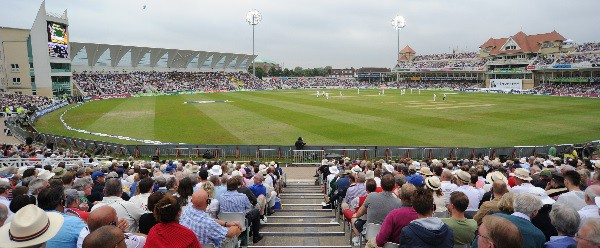 Cricket hospitality packages