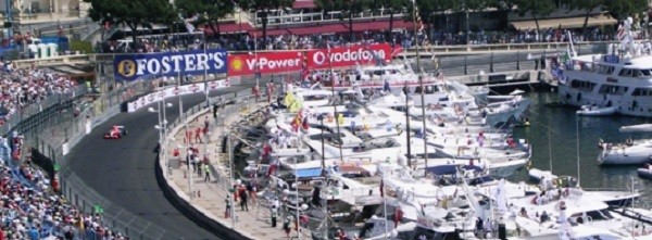 Monaco Grand prix weekend packages