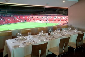 Manchester United Evolution Suite hospitality packages