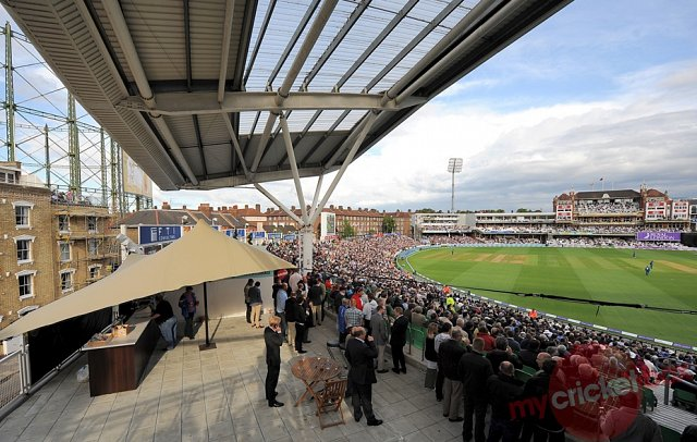 The Tenison Hospitality Terrace package The Oval