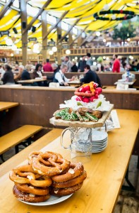 2018 Oktoberfest packages and hospitality