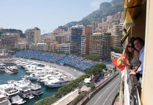 Monaco Grand Prix 2018 Beau Rivage package