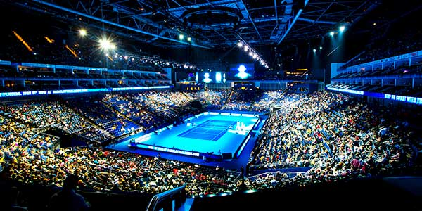 ATP Tour Finals hospitality packages 2017