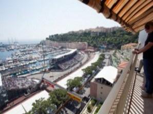 Monaco Grand Prix Terraces Hospitality