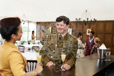officers club hospitality goodwood revival