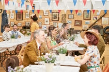goodwood mess hospitality at the goodwood revival