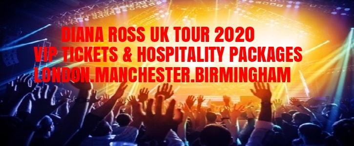 Diana ross tour 2020
